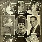 Sylvia Ashton, Elliott Dexter, Tom Forman, Raymond Hatton, Wanda Hawley, Jack Holt, Theodore Roberts, and Gloria Swanson in For Better, for Worse (1919)
