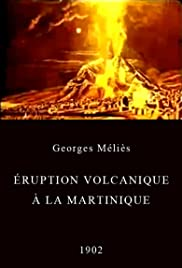 The Terrible Eruption of Mount Pelee and Destruction of St. Pierre, Martinique Poster