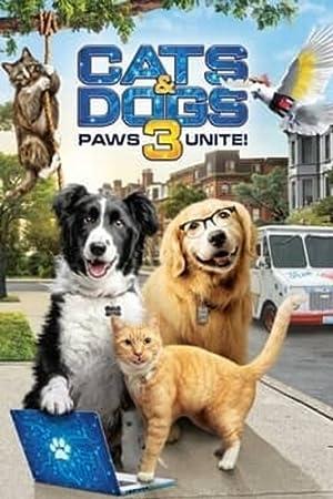 مشاهدة فيلم Cats & Dogs 3: Paws Unite 2020 مترجم أونلاين مترجم