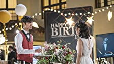 At Nam Ju's Birthday Party