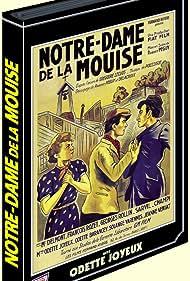Champi, Édouard Delmont, and Georges Rollin in Notre-Dame de la mouise (1941)
