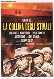 Boot Hill(1969) Poster - Movie Forum, Cast, Reviews