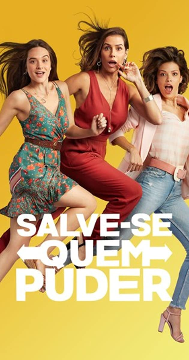 Download Salve-se Quem Puder or watch streaming online complete episodes of  Season1 in HD 720p 1080p using torrent
