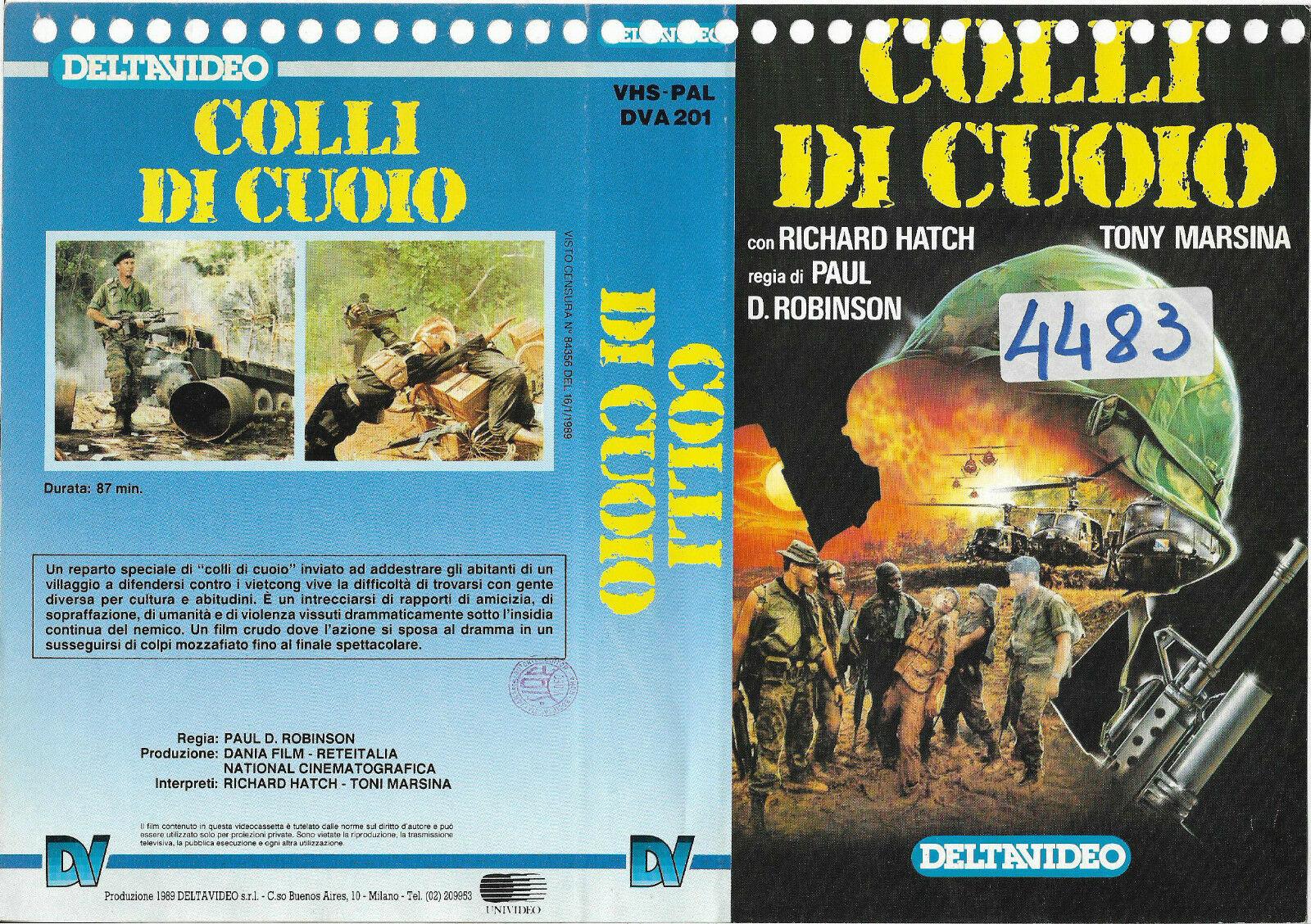 Colli di cuoio (1989)