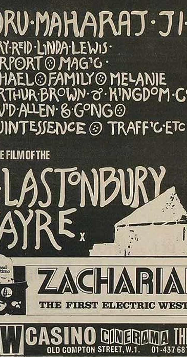 Subtitle of Glastonbury Fayre