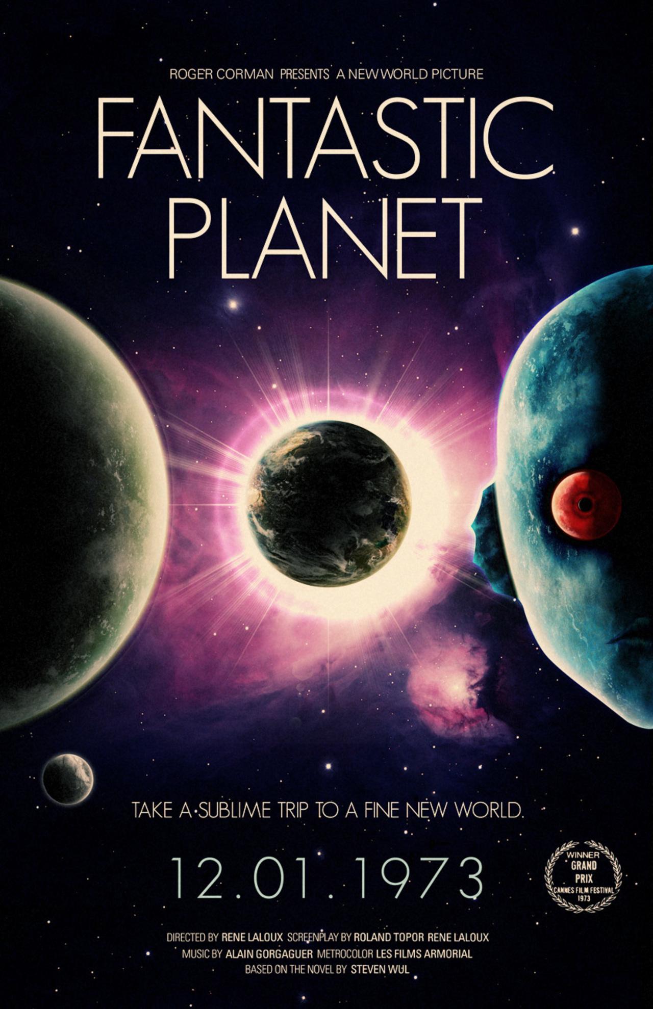 Fantastic Planet 1973 Imdb