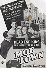 Mob Town Poster