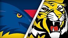 Round 11: Richmond vs Adelaide