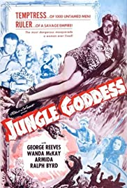 Jungle Goddess (1948) Poster - Movie Forum, Cast, Reviews