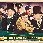 Edward Arnold, Edgar Norton, and Sylvia Sidney in Thirty Day Princess (1934)