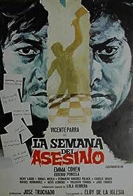 La semana del asesino Poster - Movie Forum, Cast, Reviews