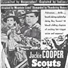 Jackie Cooper and Sidney Miller in Scouts to the Rescue (1939)