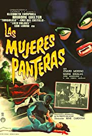 Las mujeres panteras (1967) Poster - Movie Forum, Cast, Reviews