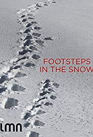 Footsteps in the Snow Poster