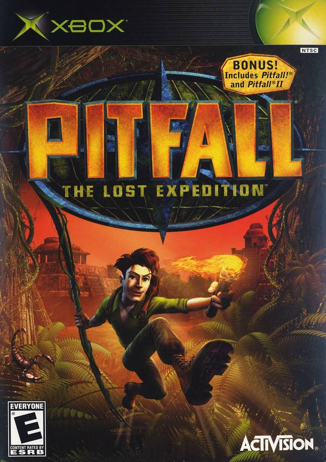 Pitfall: The Lost Expedition (2004)