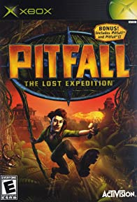 Primary photo for Pitfall: The Lost Expedition