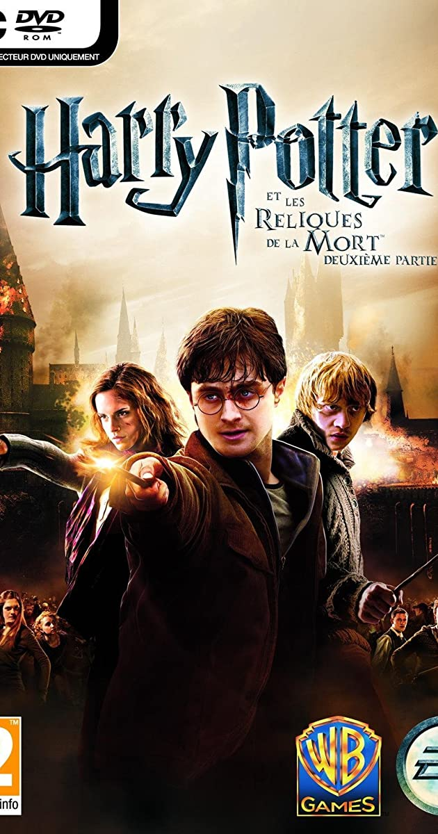 Harry Potter And The Deathly Hallows Part Ii Video Game 2011 Imdb