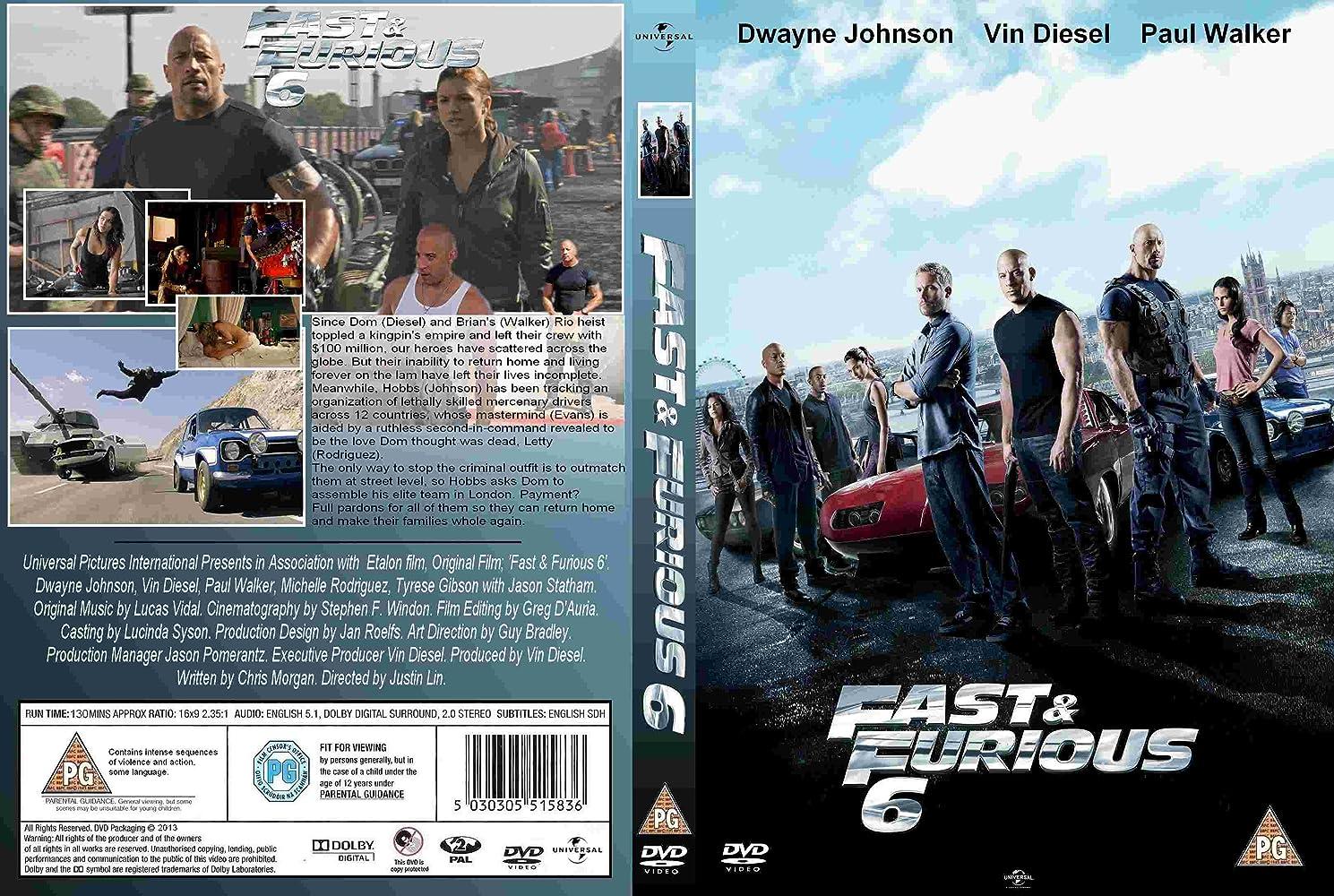 Sinopsis Film Fast And Furious 6 Aksi Kembalinya Dominic Tayang Di Gtv Malam Ini Pukul 21 00 Wib Tribunnews Com Mobile