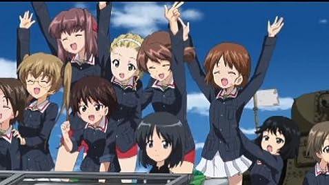 Girls Und Panzer TV Series 2012