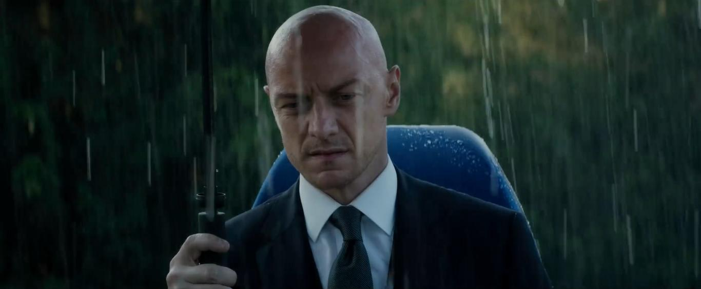James McAvoy in Dark Phoenix 2019