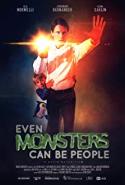 Even Monsters Can Be People Poster