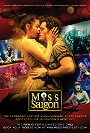 Miss Saigon: 25th Anniversary (2016) Poster - Movie Forum, Cast, Reviews