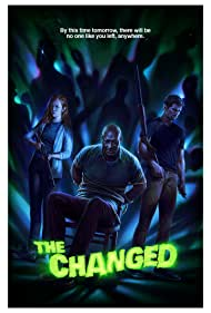Tony Todd, Jason Alan Smith, and Clare Foley in The Changed