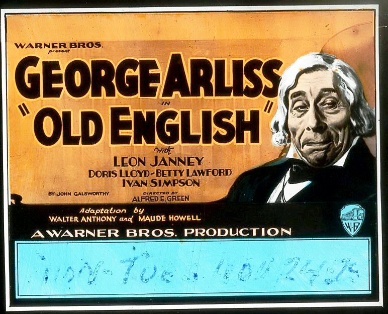 George Arliss in Old English (1930)