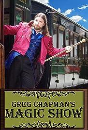 Greg Chapman's Magic Show Poster