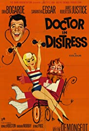 Doctor in Distress (1963) Poster - Movie Forum, Cast, Reviews