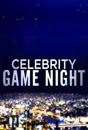 Celebrity Game Night Poster