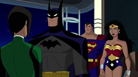 justice league unlimited video download
