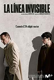 Antonio de la Torre and Àlex Monner in La línea invisible (2020)