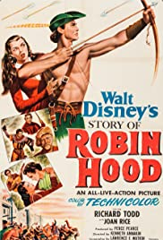 The Story of Robin Hood and His Merrie Men Poster