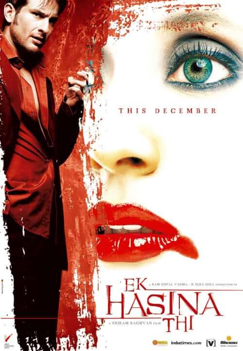 Ek Hasina Thi (2004) Hindi 480p HDRip x264 AAC ESubs [350MB] Full Bollywood Movie