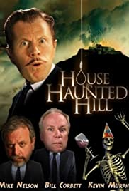 RiffTrax Live: House on Haunted Hill(2010) Poster - Movie Forum, Cast, Reviews