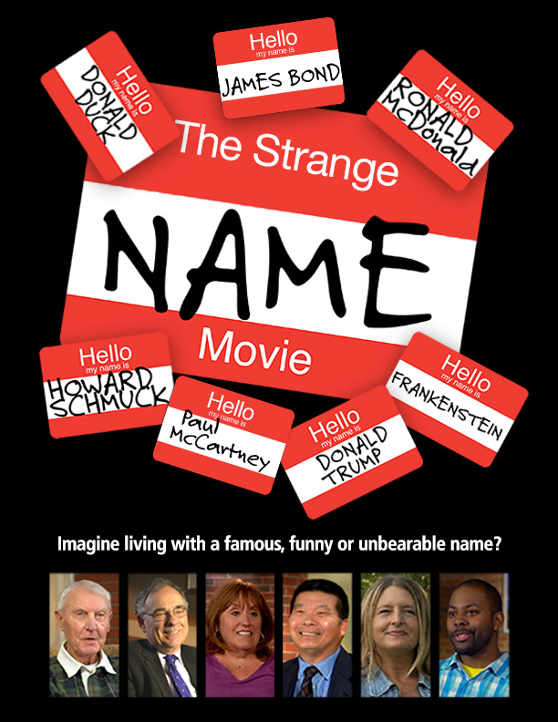 The Strange Name Movie (2017)