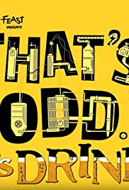 That's Odd... Let's Drink It Poster