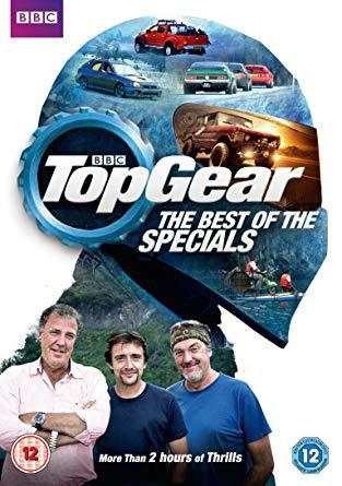 Top Gear The Best of the Specials (2017)