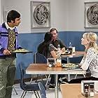 Riki Lindhome and Kunal Nayyar in The Big Bang Theory (2007)