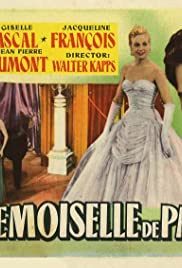 Mademoiselle from Paris Poster