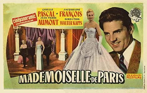Website for free movie downloading Mademoiselle de Paris [640x960]