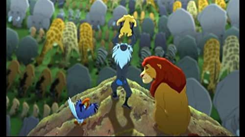 The Lion King 1 1/2: Special Edition