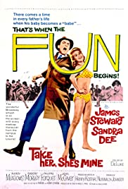 Take Her, She's Mine (1963) Poster - Movie Forum, Cast, Reviews