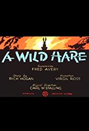A Wild Hare Poster