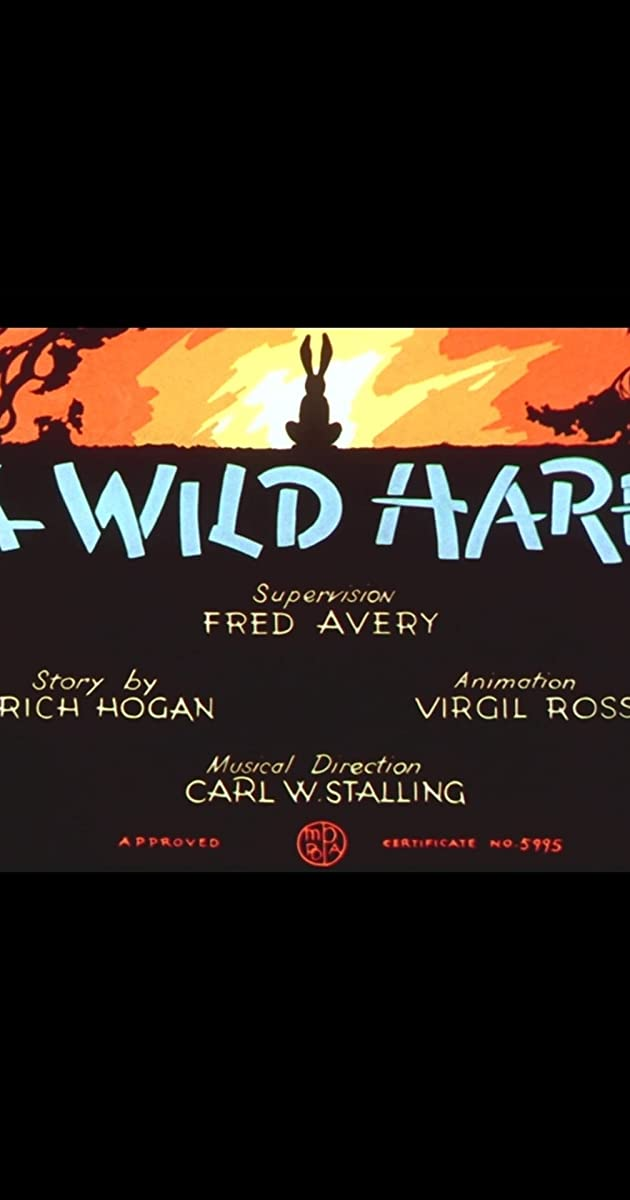 A Wild Hare 1940 A Wild Hare 1940 User Reviews Imdb