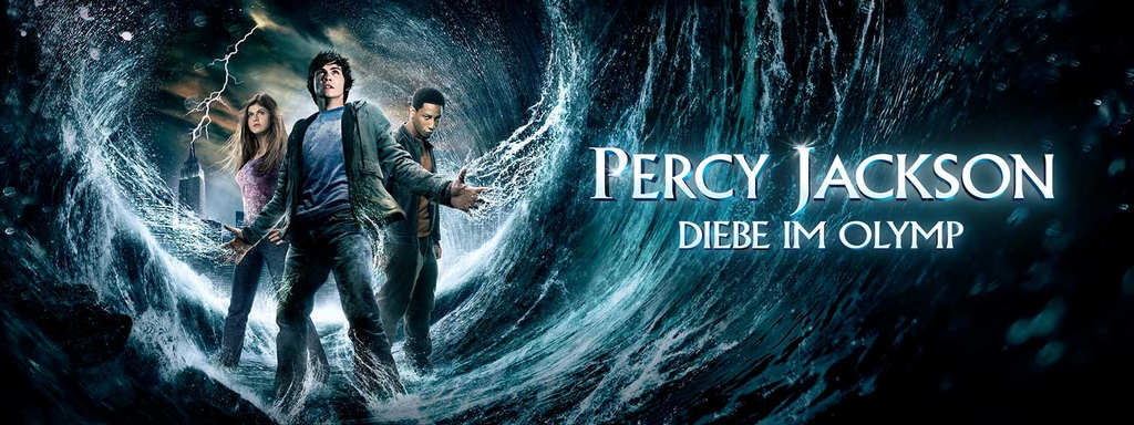 Percy Jackson The Olympians The Lightning Thief 2010