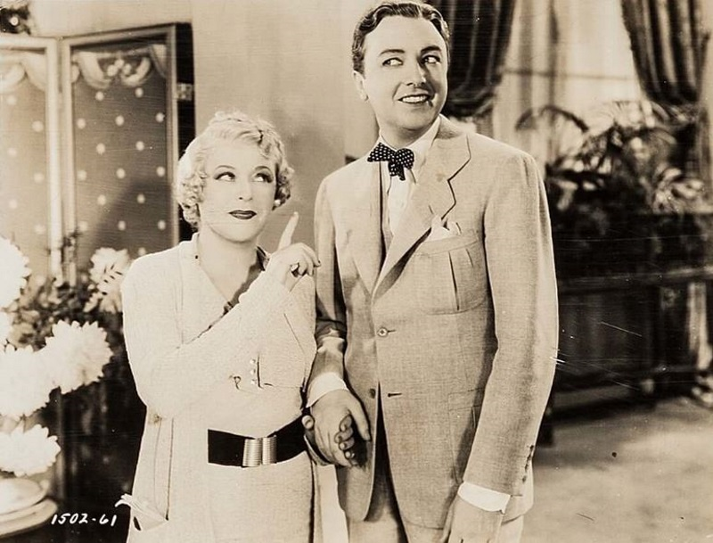 Mary Boland and Jack Haley in Here Comes the Groom (1934)