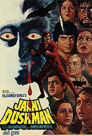 Jaani Dushman Poster