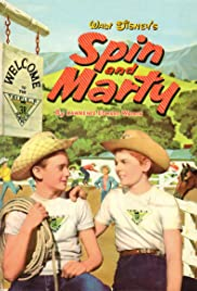 The Adventures of Spin and Marty Poster